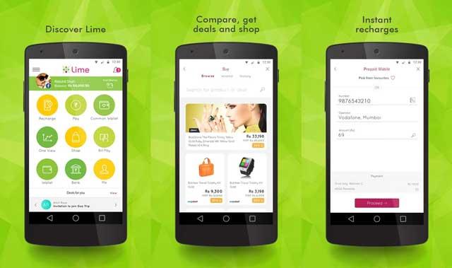 Ejecución-de-la-aplicación-para-android-axis-bank-lime