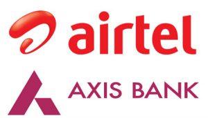 Axis Bank se une a Airtel para ofrecer servicios financieros en sus teléfonos móviles