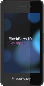 RIM hace oficial el sistema operativo BlackBerry 10, se revela el kit para desarrolladores y el dispositivo alfa