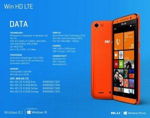 BLU se asocia con Amazon para ingresar a la India con sus ofertas de Windows Phone 4G LTE