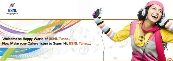 BSNL (Gujarat) lanza el servicio PRBT para sus usuarios de CDMA