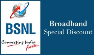 BSNL anuncia oferta especial en recargas de banda ancha