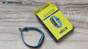 Banda de fitness Helix Gusto 2.0 de Timex - Revisión