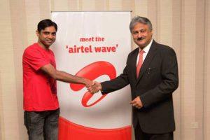 Bharti Airtel anuncia 'Wave' como el nombre de su nuevo símbolo