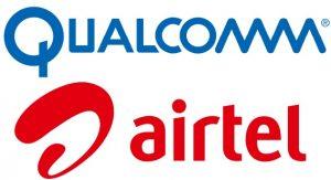 Bharti Airtel está interesada en comprar una participación del 26% en la empresa 4G de Qualcomm en India