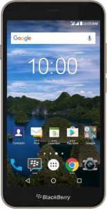 BlackBerry Aurora anunciado con Snapdragon 425 SoC, 4 GB de RAM y Android 7.0 Nougat