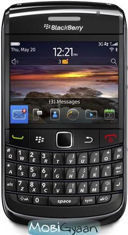 BlackBerry Bold 9780 llega a India