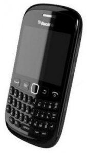 BlackBerry Curve 9220 no anunciado 'Próximamente' en India