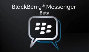 BlackBerry Messenger actualizado a v6.2.0.24 en BlackBerry Beta Zone