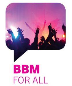 BBM para Android e iOS para obtener canales y llamadas gratis: Blackberry