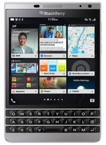 BlackBerry Passport Silver Edition con cuerpo de acero inoxidable se vuelve oficial