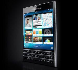 BlackBerry Passport se lanzó en India por Rs.  49990