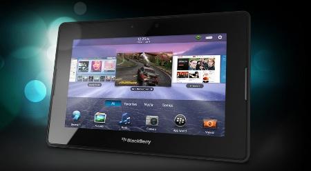 BlackBerry PlayBook es la tableta oficial del gobierno de EE. UU.