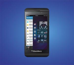 BlackBerry Z10 se vuelve oficial con pantalla de 4.2 pulgadas, procesador dual-core de 1.5GHz y SO BB 10