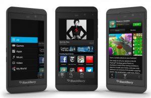 BlackBerry cerró sus servicios de música y video el 21 de julio