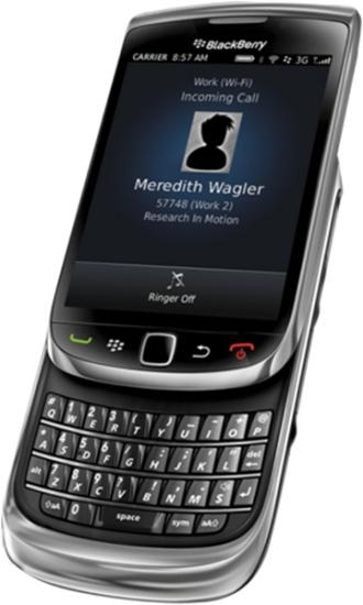 BlackBerry presenta el sistema BlackBerry Mobile Voice