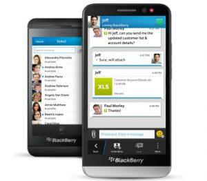 Lanzamiento de BBM Protected para mensajería instantánea más segura