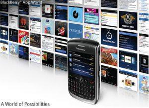 RIM actualiza y agrega nuevas categorías a BlackBerry App World, elimina la categoría Beta