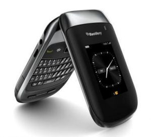 Blackberry Style 9670 CDMA aterriza en India