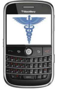 Blackberry presenta aplicaciones para fitness, médicos y paramédicos