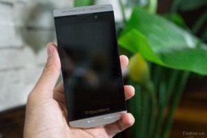 Blackberry trabajando en el modelo Porsche Design con Blackberry 10