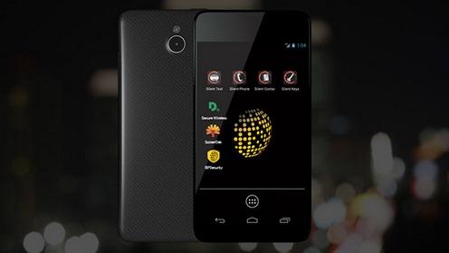 Lanzamiento de Blackphone-MWC