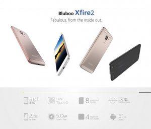Bluboo XFire 2 con pantalla HD de 5 pulgadas y escáner de huellas dactilares lanzado en China