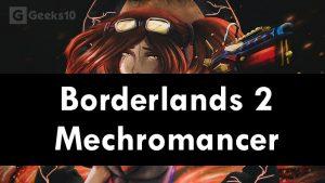 (Guía completa) Borderlands 2 Mechromancer Siren Maya Skill Build