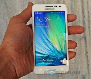 Breve análisis del Samsung Galaxy A3 Duos SM-A300F