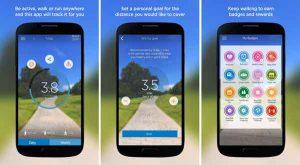 Bupa lanza una aplicación personalizada para caminar para Android e iOS