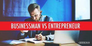 Diferencias entre empresario vs emprendedor