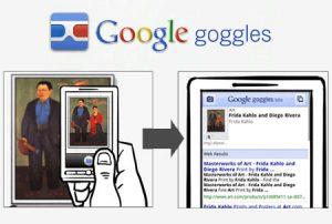 Busque en la web con imágenes tomadas desde su teléfono móvil con Google Goggles