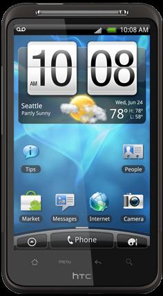 HTC Inspire 4G anunciado oficialmente