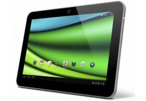 CES'12 - Toshiba lanza la tableta de 10 pulgadas más delgada del mundo