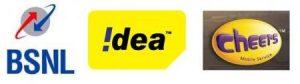 Caídas de llamadas que enfrentan los clientes de Idea, BSNL y Etisalat
