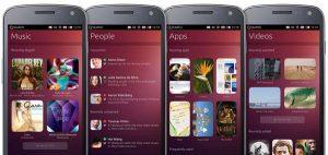 Ubuntu para teléfonos ya está aquí.  ¡Parece impresionante!
