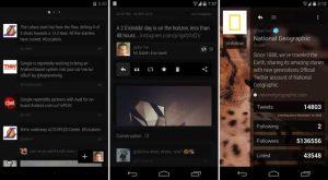 Carbon para Twitter recibe una renovación masiva