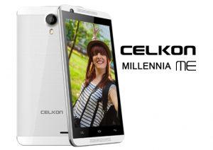 Celkon Millennia ME Q54 con cámara frontal de 5 MP lanzado para Rs.  5555