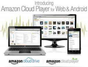 Cloud Music Service de Amazon para Android y PC también