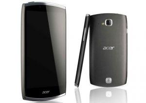 CloudMobile no anunciado de Acer gana el premio de diseño y llega al MWC