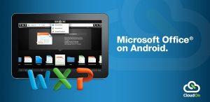 CloudOn actualizado con soporte de Microsoft Office para teléfonos inteligentes Android