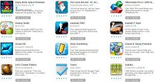 Coge Angry Birds Space Premium, Asphalt 7: Heat y más aplicaciones de Android por Rs.14