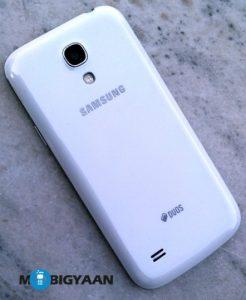 Comienza el lanzamiento de la actualización del Samsung Galaxy S4 mini Duos KitKat