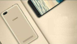 Comio es el último fabricante chino de teléfonos inteligentes que debutará en India el 18 de agosto