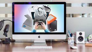 Cómo abrir una unidad externa que no se muestra en Mac