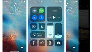 Cómo acceder a la linterna y la cámara desde la pantalla de bloqueo en el iPhone X