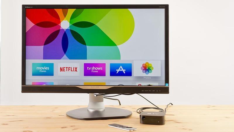 cómo actualizar tvos apple tv