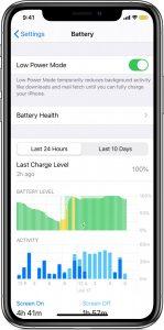 Cómo agregar 'Modo de bajo consumo' en el Centro de control en iPhone para un acceso fácil y rápido
