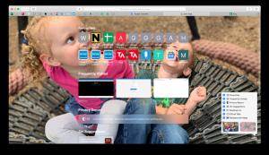 Cómo agregar su propia imagen de fondo a la página de inicio de Safari