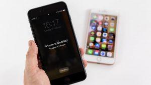 Cómo arreglar 'iPhone está deshabilitado.  Conectarse a los errores de iTunes